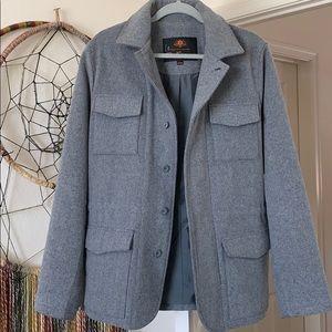 Ben Sherman wool coat